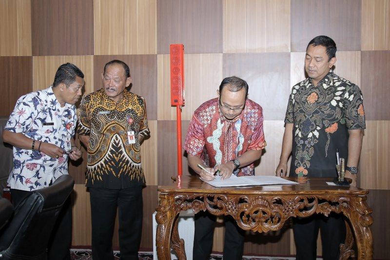 Antisipasi banjir, Pemkot Semarang bakal bangun 3 embung
