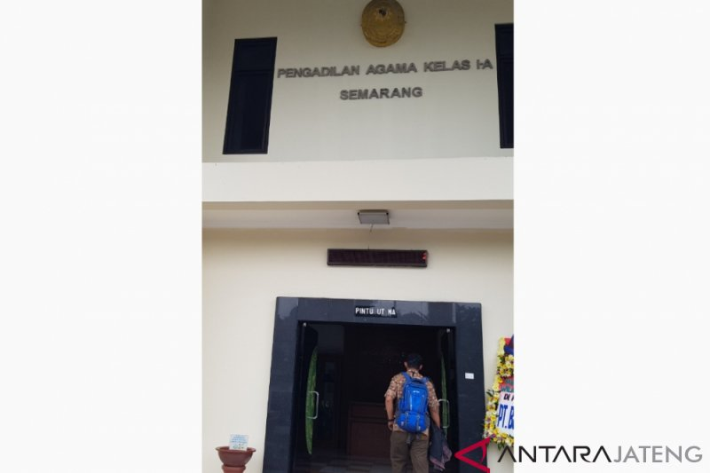 Selama 2019, Pengadilan Agama Semarang terima 19 permintaan poligami