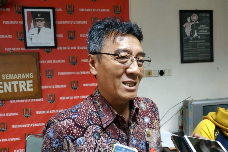 Tekan penyebaran COVID-19, layanan luring Dinas Kependudukan Semarang ditutup