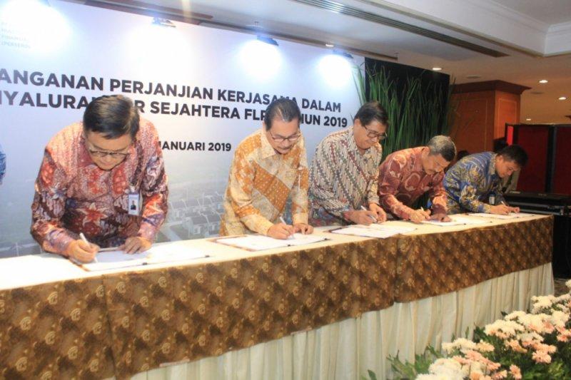 SMF tanda tangani perjanjian dengan bank penyalur KPR FLPP ...