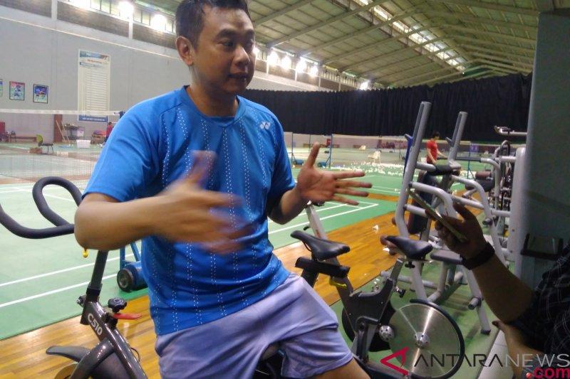 Pelatih Eng Hian tidak terkejut dengan kemenangan Della- Tania atas Rizki-Ketut