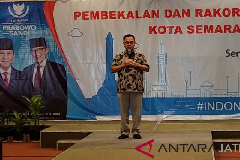 BPN Prabowo-Sandiaga dukung pembakaran Tabloid Indonesia Barokah