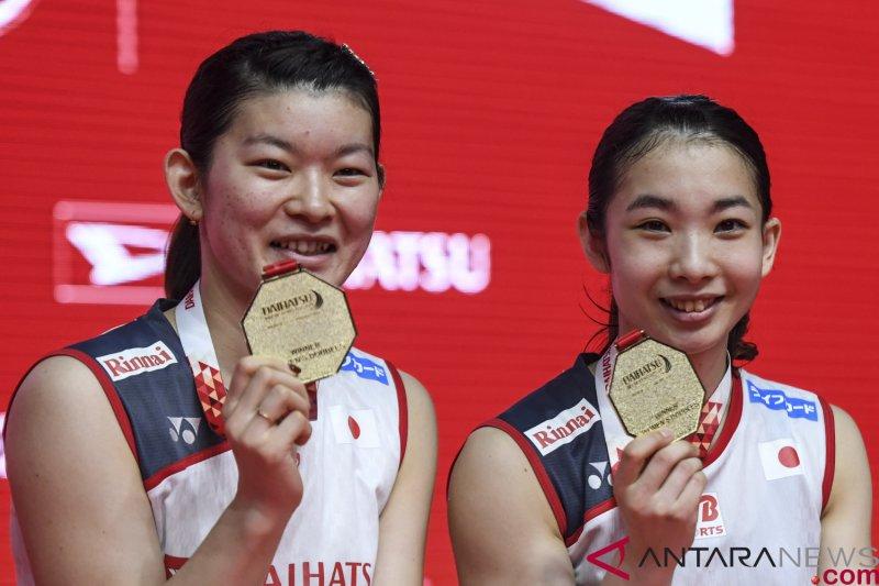 Peraih emas bulutangkis Olimpiade 2016 Ayaka Takahashi pensiun
