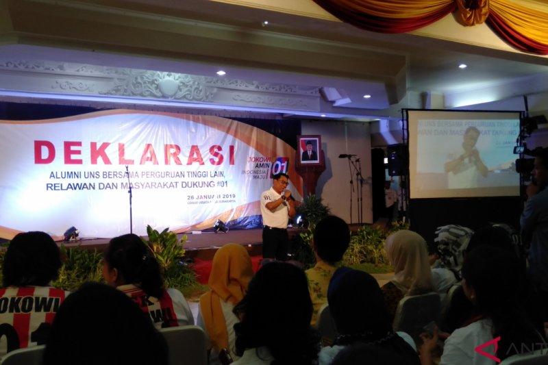 Moeldoko: Nasib Jokowi jangan sampai seperti Hillary