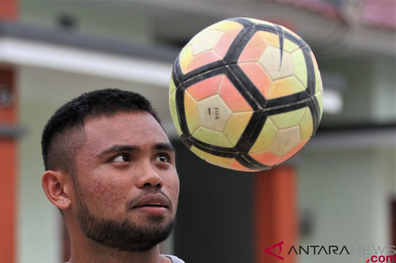 Klub Bhayangkara FC tidak akan intervensi kasus Saddil Ramdani