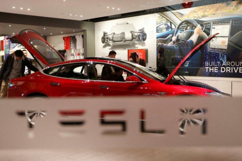 Tesla ingin kembangkan sistem baterai kapasitas besar dengan Indonesia