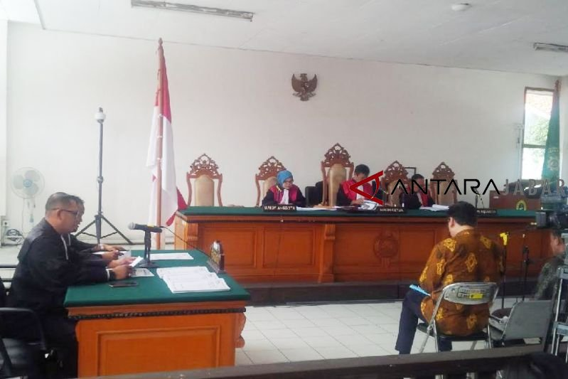 Jaksa tolak eksepsi Billy Sindoro terdakwa kasus Meikarta