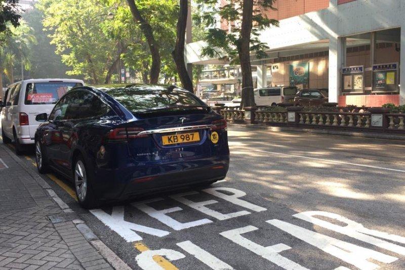 Ini penyebab mobil listrik banyak berseliweran di Hongkong