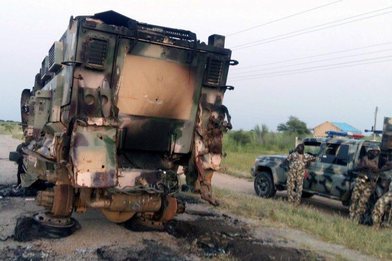 ISIS akui telah bunuh 18 tentara di Afrika Barat