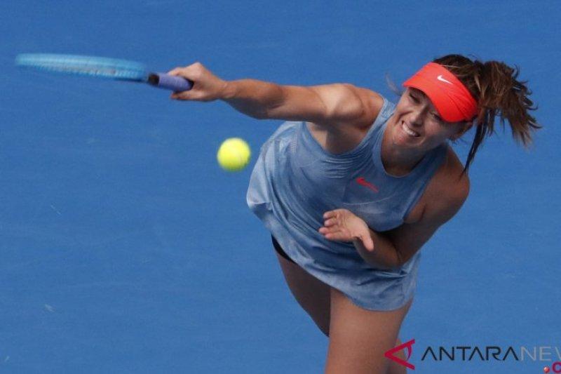 Sharapova terinspirasi Nadal untuk bangkit dari cedera
