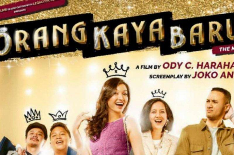 """Penayangan film """"Orang Kaya Baru"""" 20 Januari 2019"""