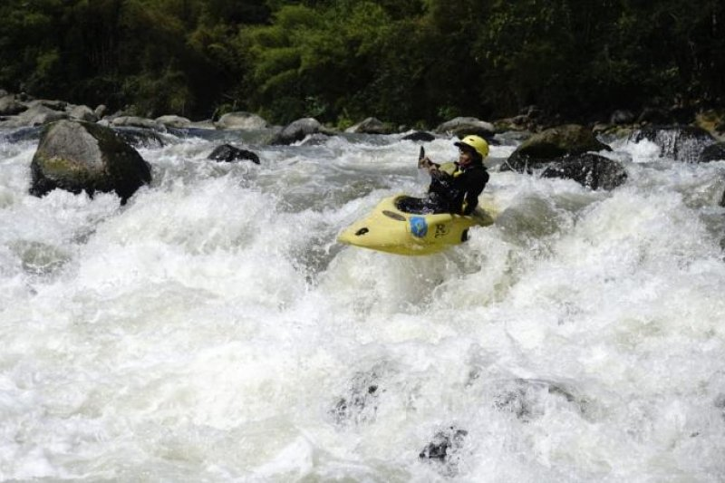 Palapsi UGM akan arungi sungai di Pegunungan Alpen