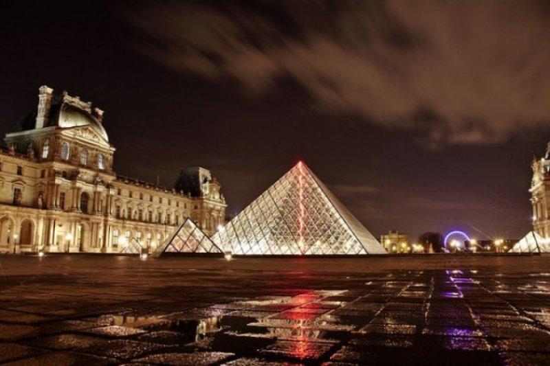Video klip Beyonce - Jay Z tingkatkan jumlah pengunjung Museum Louvre Paris