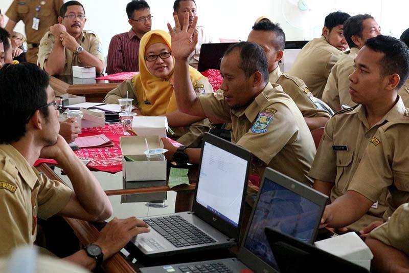 Promosikan potensi, pemerintah desa di Purbalingga didorong manfaatkan web