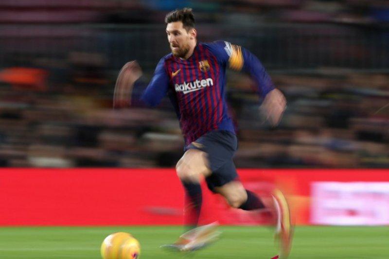 Messi ungkapkan kritik paling keras dari putra sulungnya Thiago