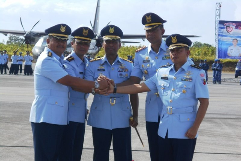 TNI AU bentuk dua skuadron tempur di Papua