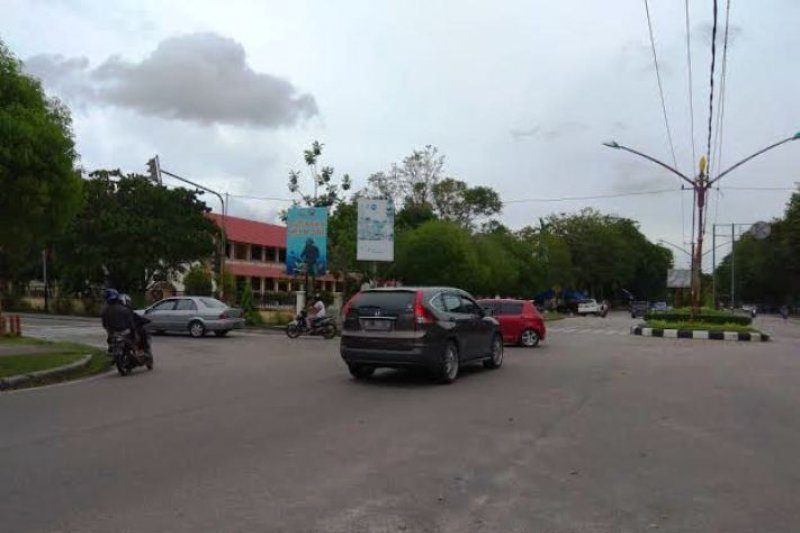Legislator Palangka Raya geram sejumlah 'traffic light' tidak berfungsi