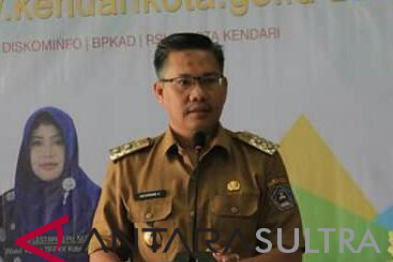 Kendari anggarkan rehab kantor wali kota Rp60 miliar