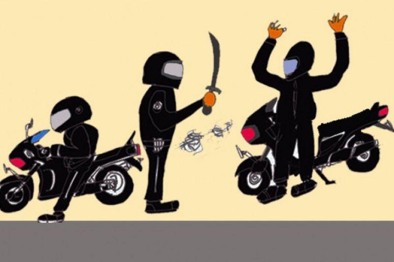 Tukang ojek warga Baturaja Timur tewas mengenaskan dibunuh begal,  sepeda motor korban dilarikan