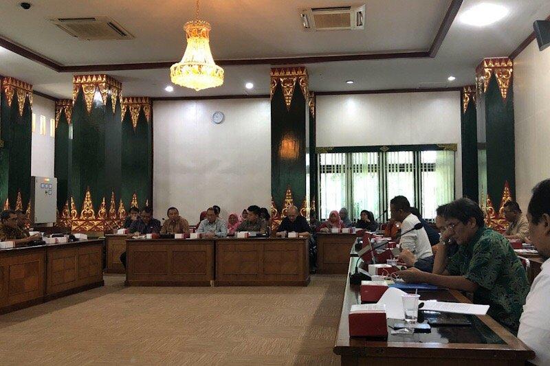 "Yogyakarta siapkan kebijakan ""ducting"" bersama"