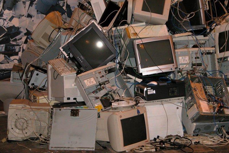 Sampah elektronik global kian menggunung, Asia terbesar