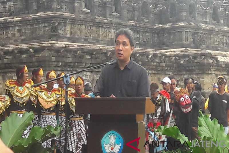 Dirjen: Keajaiban dunia Borobudur bukan hanya bangunannya