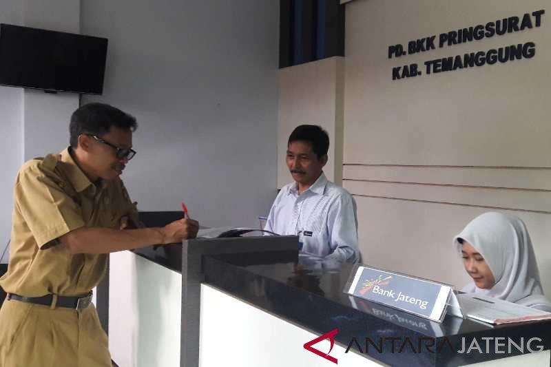 BKK Pringsurat cairkan dana nasabah Rp3,3 miliar
