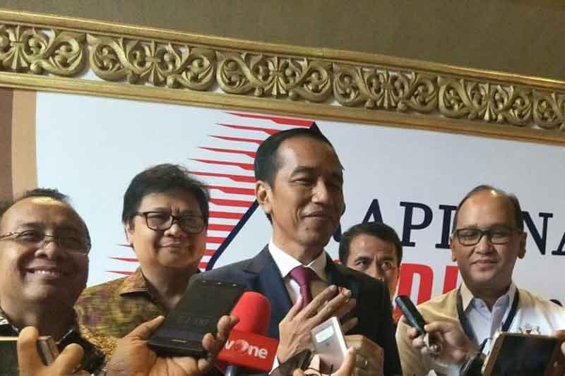 Presiden janjikan kenaikan gaji PNS awal April