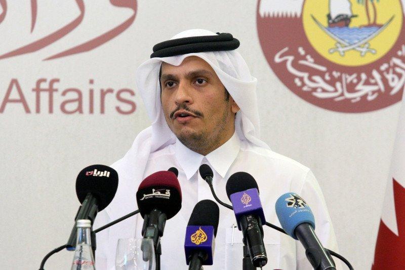 Menlu Qatar desak negara-negara Teluk Arab mulai berdialog dengan Iran