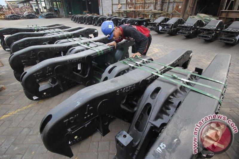 Barata Indonesia ekspor komponen industri ke negara Maroko