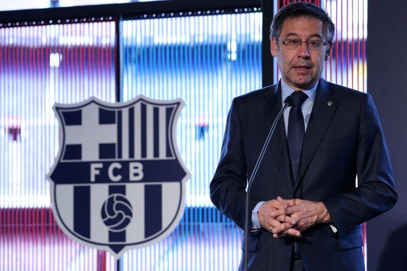 Barcelona bantah rumor gunakan medsos untuk menyerang legendanya