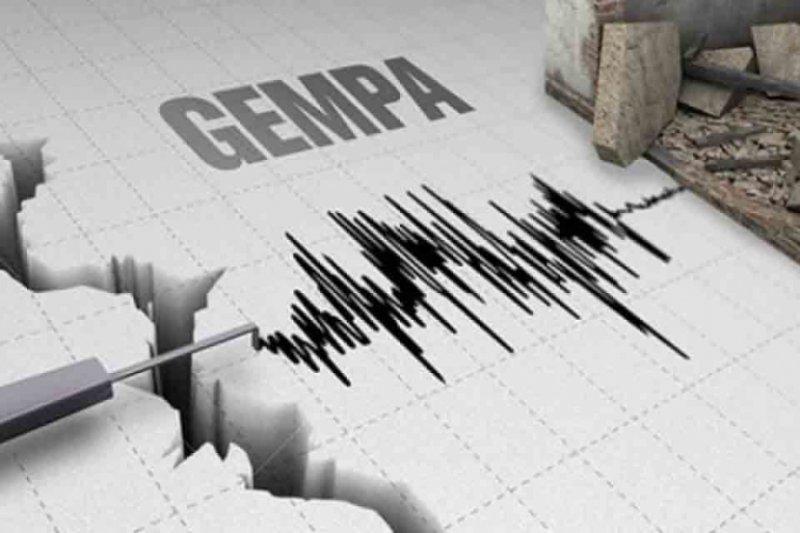 Gempa 4,5 SR landa Kepulauan Mentawai Minggu dini hari