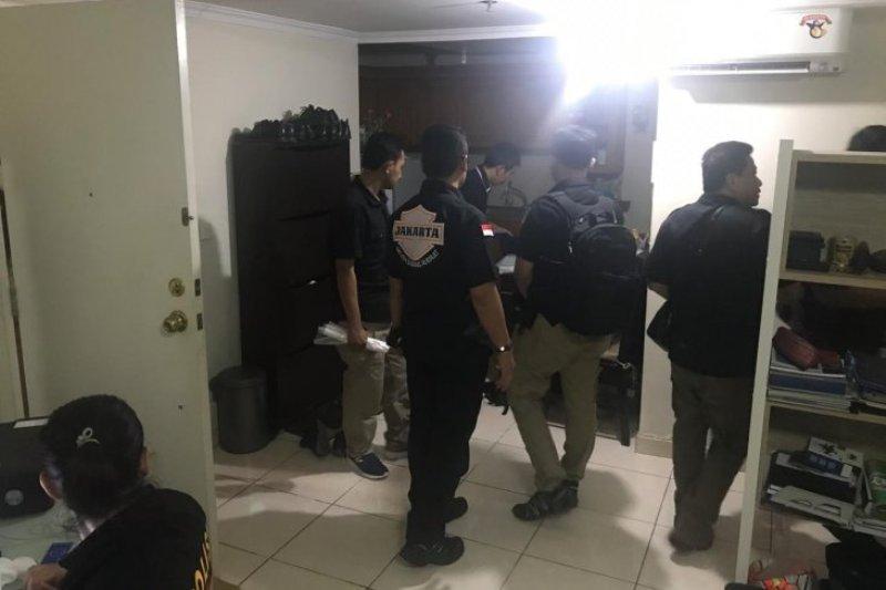 Apartemen Joko Driyono digeledah Satgas Antimafia Bola
