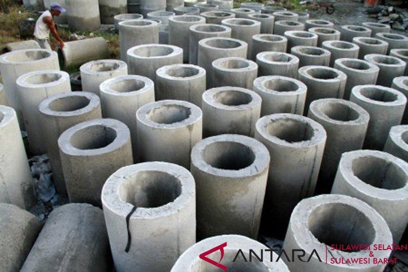 Permintaan buis beton meningkat