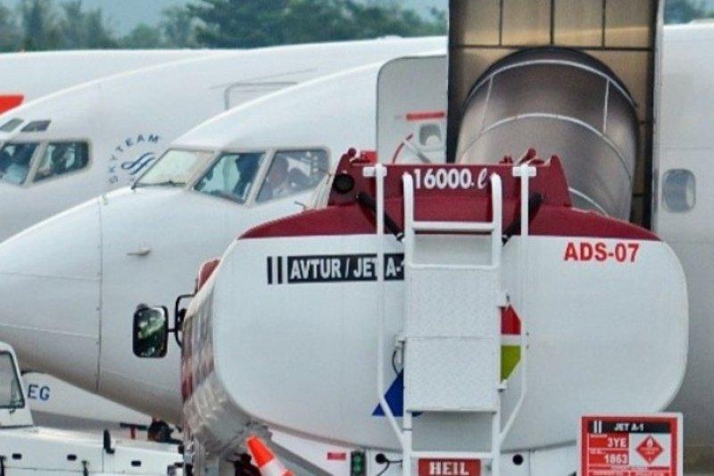 Pemerintah berharap efisiensi harga avtur tekan biaya operasi penerbangan