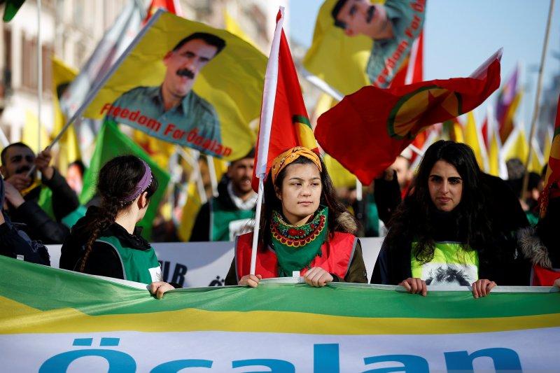 Anggota parlemen dan ribuan suku Kurdi akhiri mogok makan di penjara Turki
