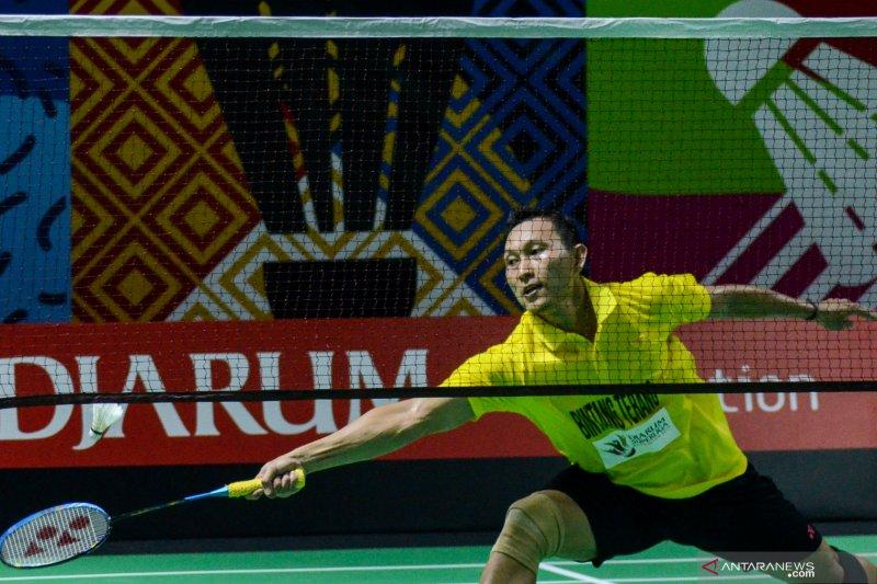 Sony ke babak utama Thailand Open