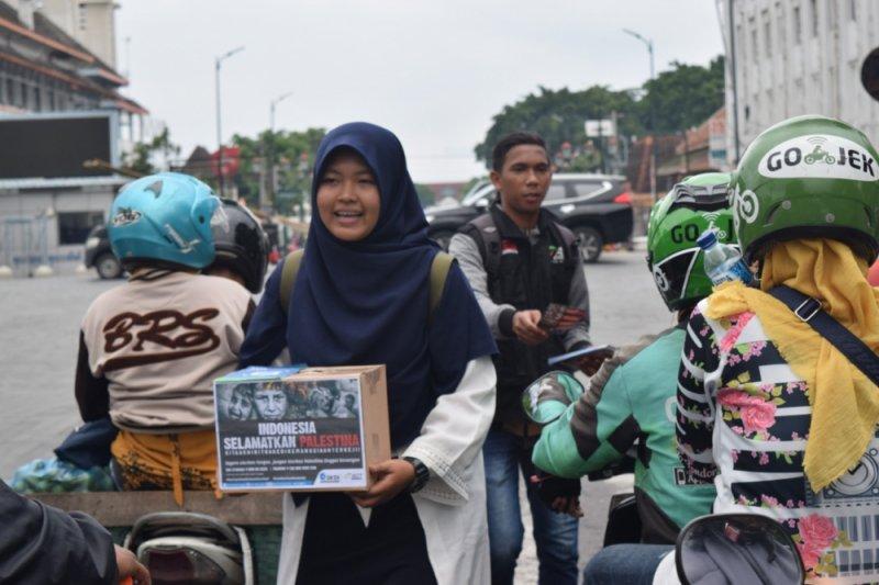 "MRI Yogyakarta gelar aksi ""Indonesia Selamatkan Palestina"""