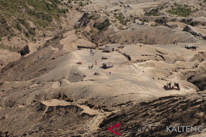 Gunung Bromo dinyatakan aman dikunjungi wisatawan