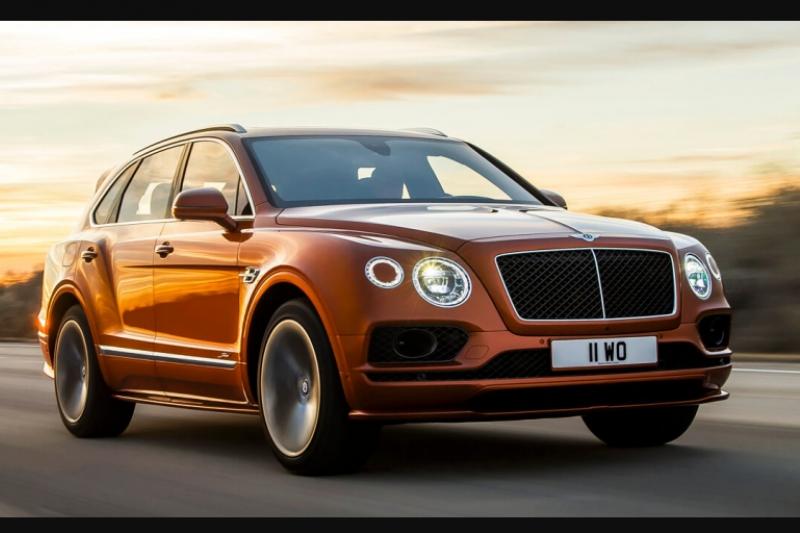 Keluaran terbaru Bentley Bentayga SUV termewah dan tercepat di dunia