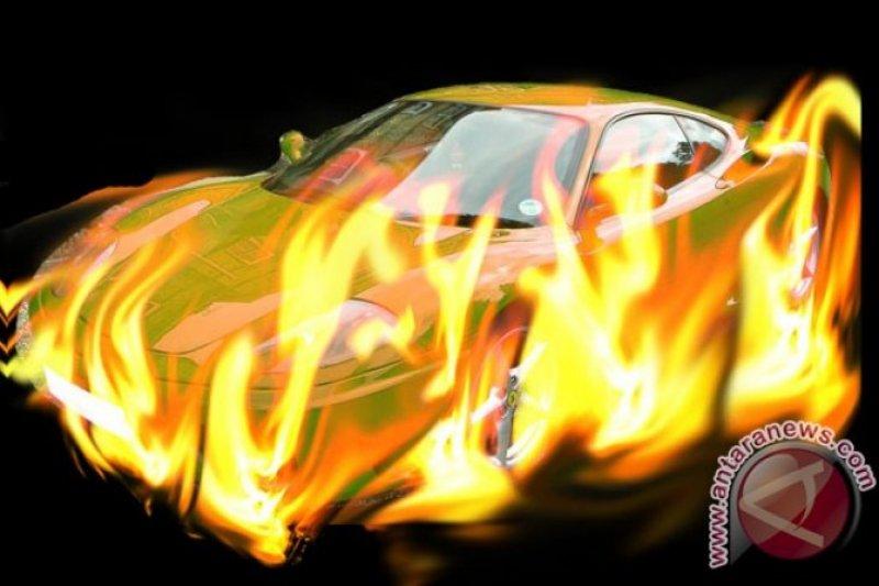 Polisi: Pembunuhan wanita dalam mobil terbakar di Sukoharjo dipicu utang