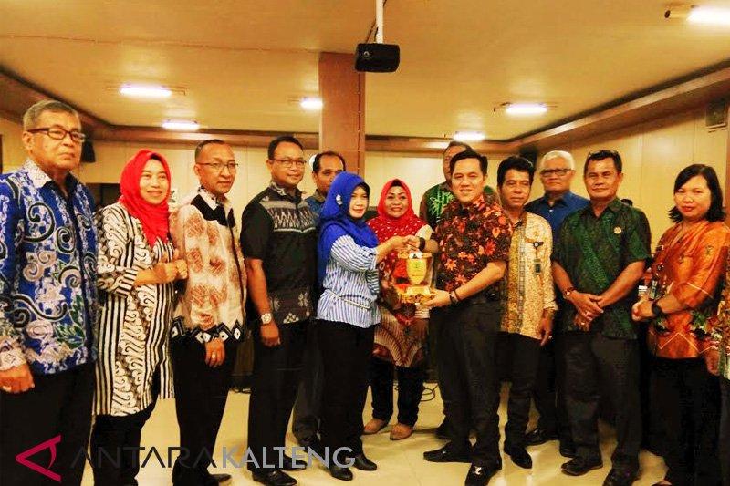 DPRD Banjarbaru kunjungi DPRD Bartim terkait pajak dan retribusi daerah