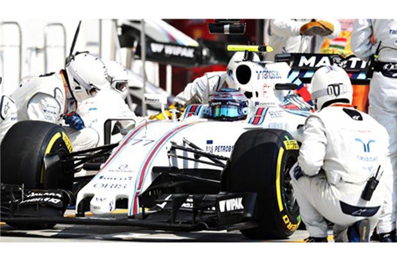 Pengembangan mobil terlambat, Williams bantah alami krisis