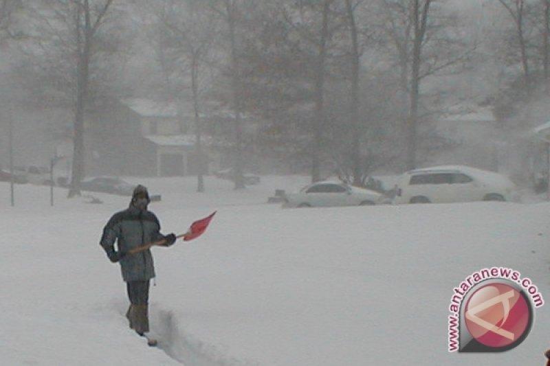 Badai Salju landa Pakistan  banyak renggut   korban jiwa