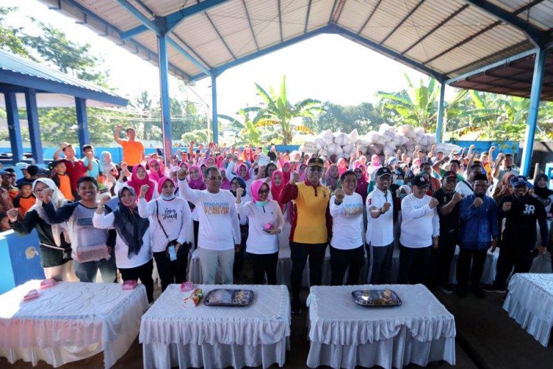 Wali Kota Makassar dorong masyarakat sadar kebersihan