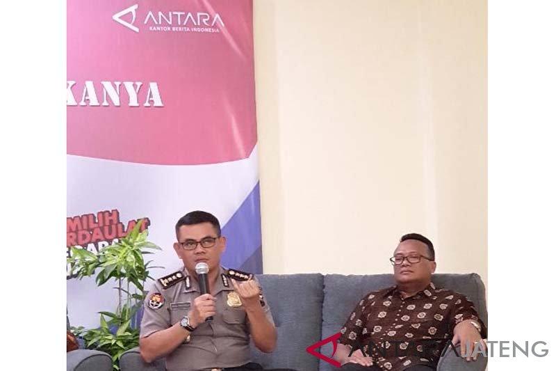 Polda Jateng benarkan peristiwa penembakan penjagaan Brimob Purwokerto