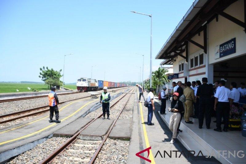 Daop 4 Semarang reaktivasi Stasiun Batang