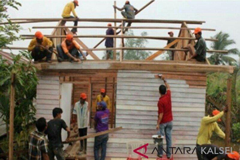 Kementerian PU-PR entaskan 3.095 rumah tak layak di Pesisir Selatan