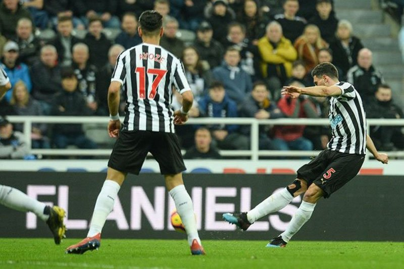 Newcastle akhiri laju delapan laga tak terkalahkan Burnley