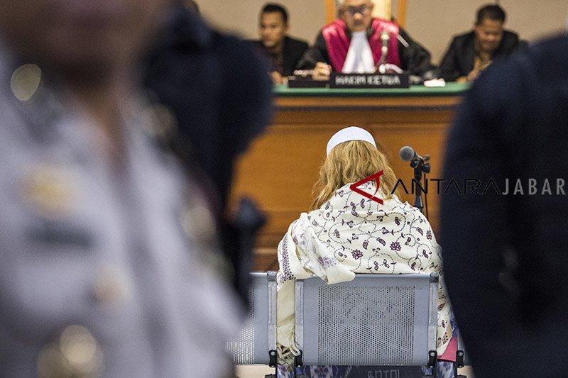 Kuasa Hukum: PN Bandung tak berwenang adili Bahar Smith